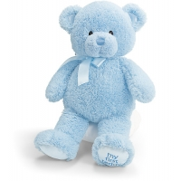 "Baby Gund My 1st Teddy Bear15"" Blue"