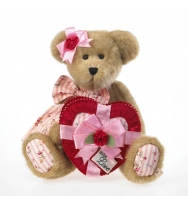 "Boyds 14吋泰迪熊 ""Sugar Luvington"""