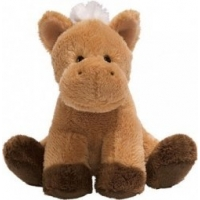 Gund Farm Animal Chatter Horse 4""