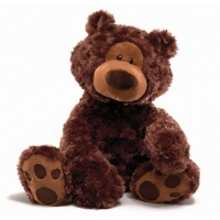 Gund Philbin Teddy Bear Chocolate 18""